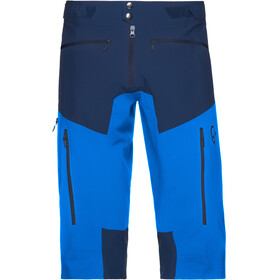 Norrøna Fjørå Flex1 pantaloncini da ciclismo Uomo blu